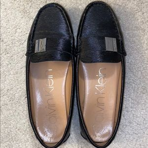 Calvin Klein women's loafers